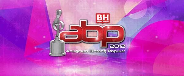 Keputusan Anugerah Bintang Popular Baerita Harian (ABPBH) 2012