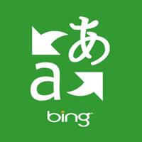 app bing translate windows phone