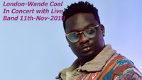 Wande Coal Live In Concert