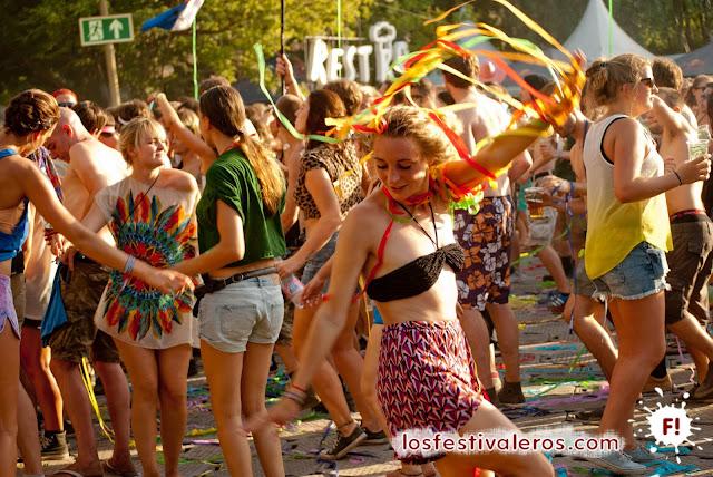La Pegatina en Sziget Festival 2013