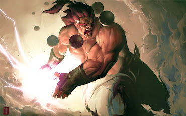 #28 Street Fighter Wallpaper
