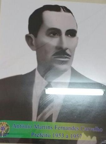 DR. ANTÔNIO MARTINS