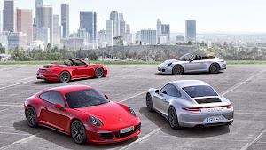 2015 Porsche 911 Carrera GTS HD Resimleri