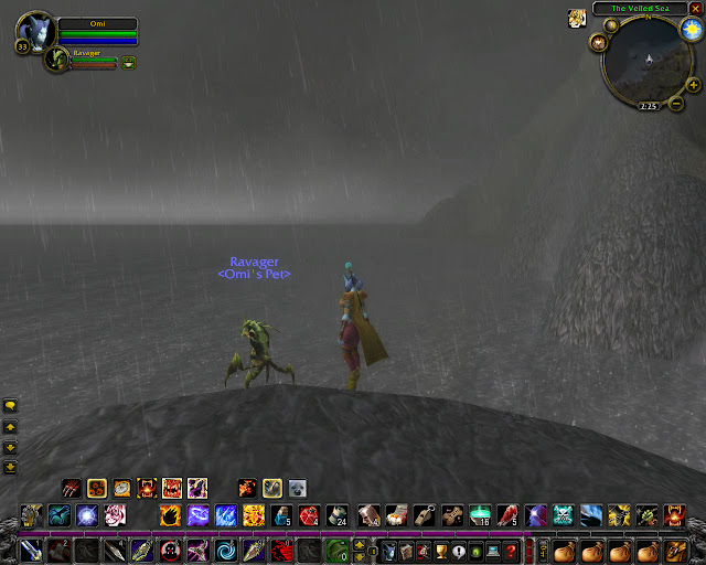 World of Warcraft - Caught in the Rain Descriptive Rhyme