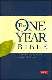 Follow the One Year Chronological Bible, NKJV
