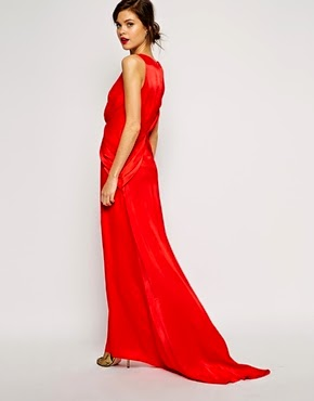 ASOS Red Carpet Premium Dress