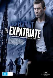 Kẻ Thù CIA - The Expatriate