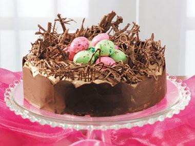 Sl Dessert Chocolate Cake