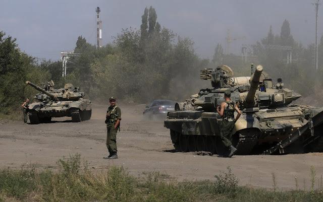 Amerika Serikat Cemaskan Kemunculan Tank-tank Tempur Rusia di Suriah
