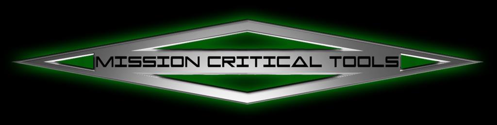 Mission Critical Tools