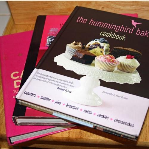 my favourite baking books