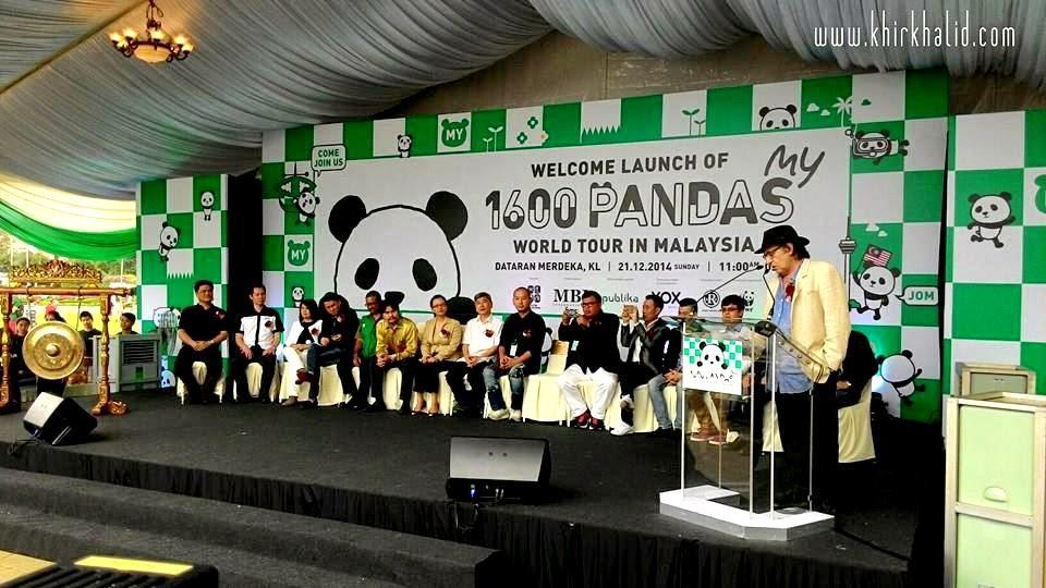 1600 Pandas