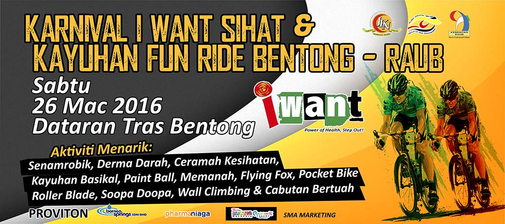 Bentong Raub Golden Ride 2016