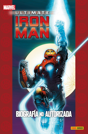 Iron Man: Biografía no autorizada