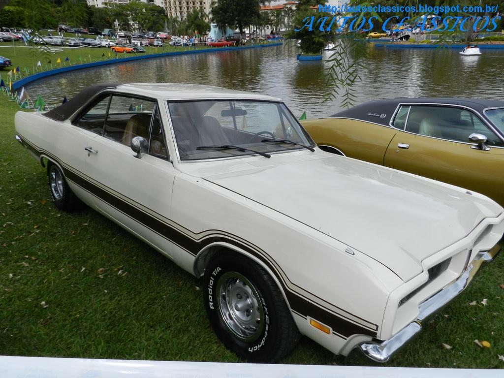 Dodge Challenger Antigo V8 >> AUTOS CLÁSSICOS: XVII ENCONTRO PAULISTA DE AUTOS ANTIGOS ...