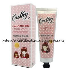 L-GLUTATHIONE MAGIC CREAM--&gt;SPF130 PA++ ( 1st in MALAYSIA )
