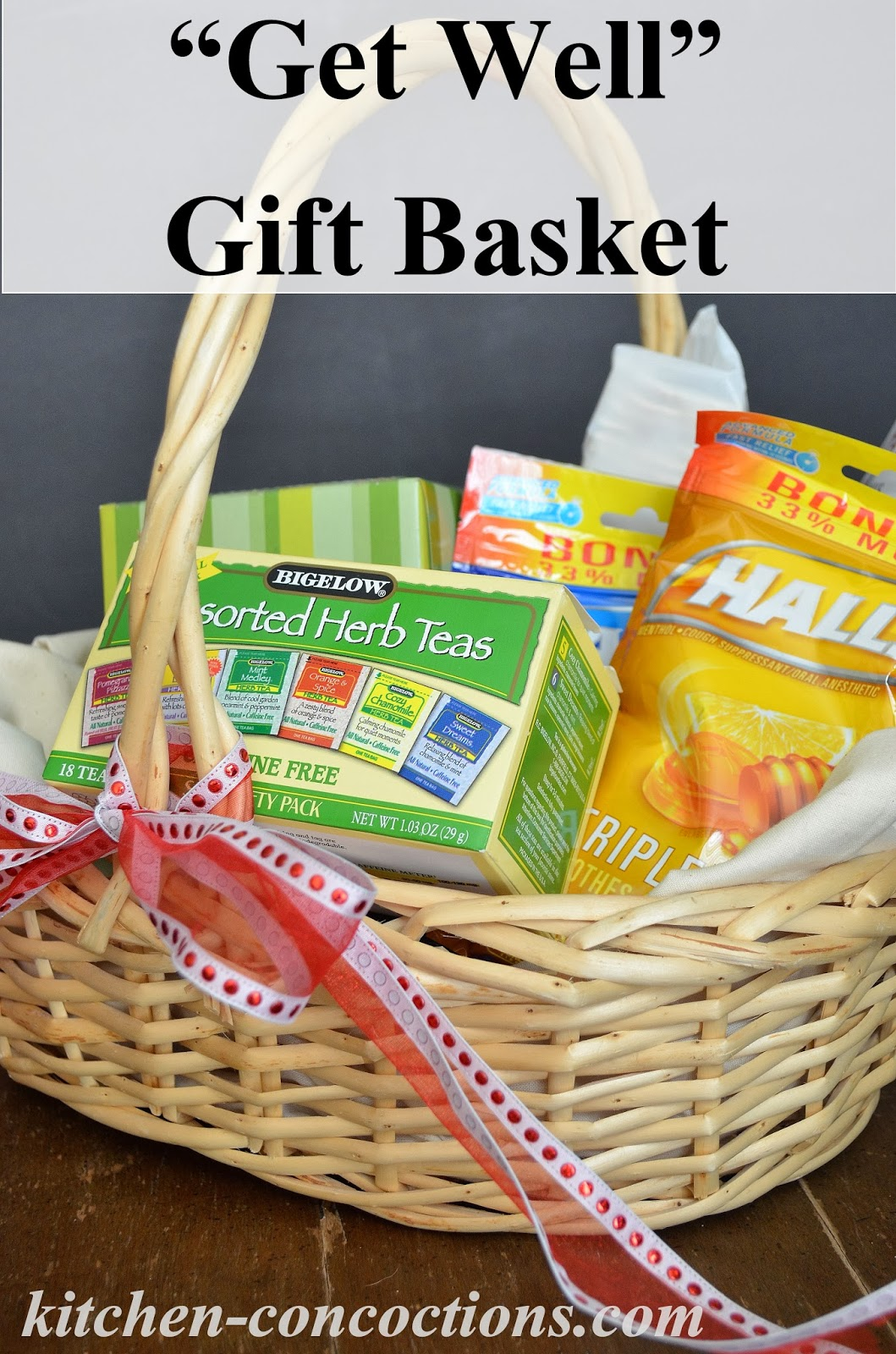 Kitchen Tea Gift Spiced Cranberry Orange Muffins And Get Well Gift Basket With
