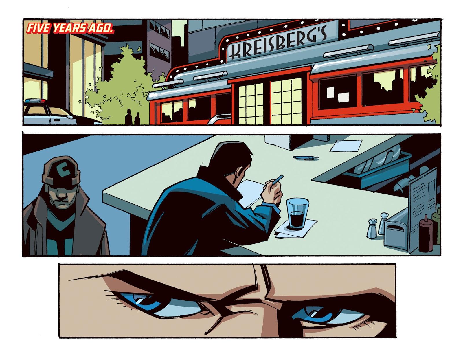 The Flash: Season Zero [I] Issue #21 #21 - English 5