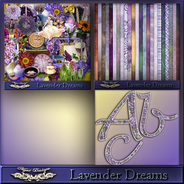 Lavender Dreams Kit