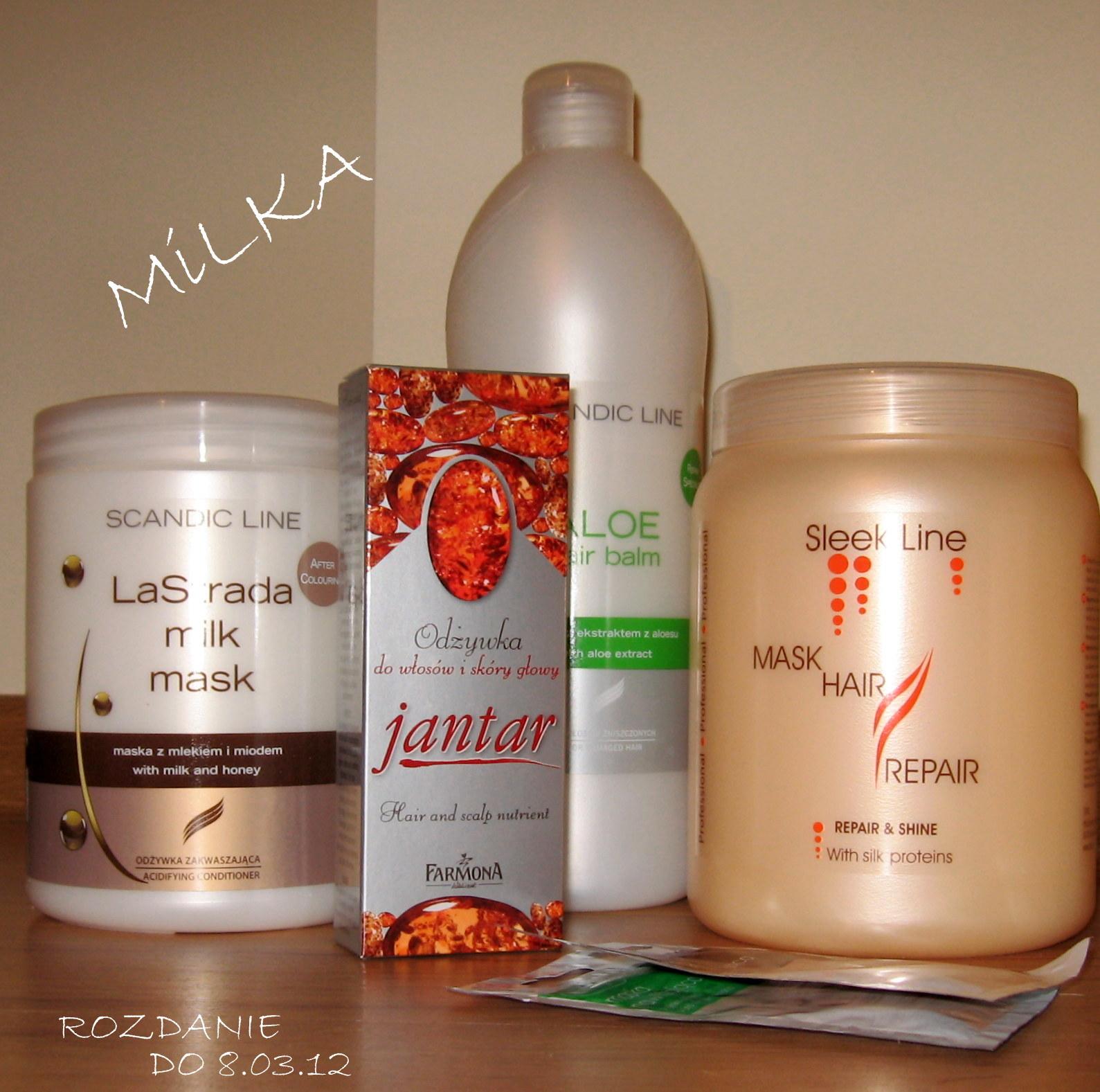 Rozdanie u Milka