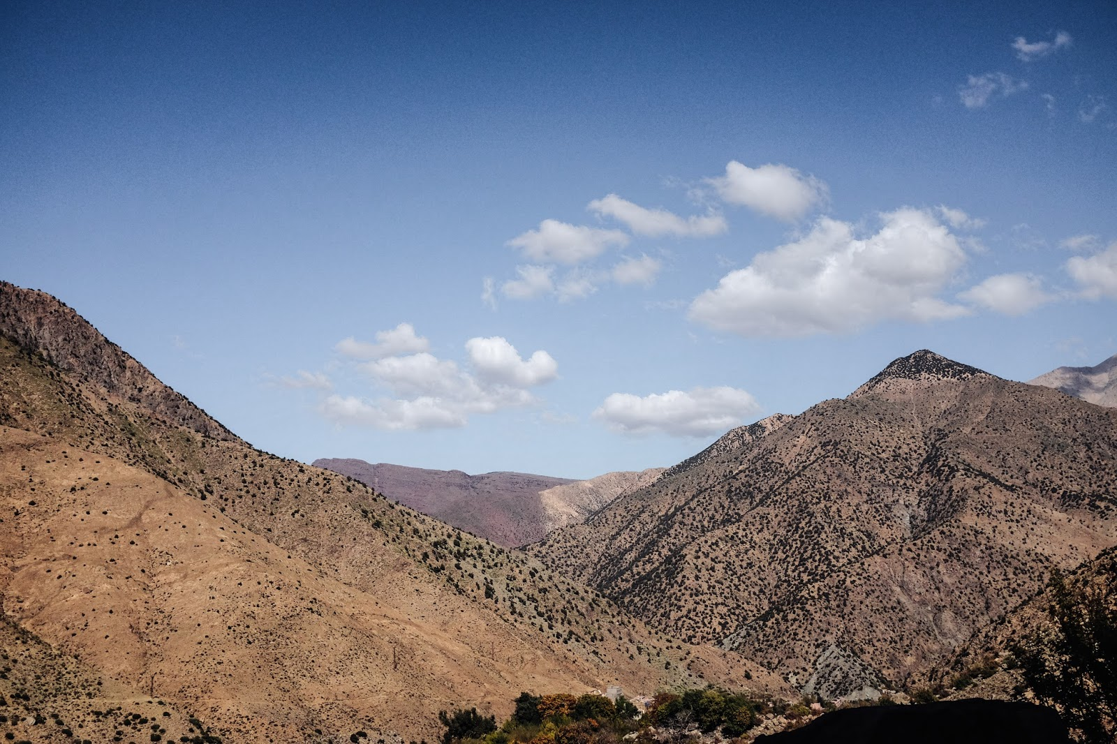 Atlas Mountains Marrakech Morocco