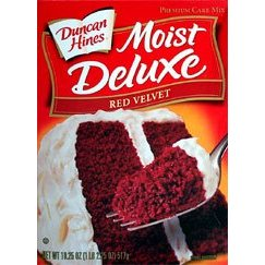 Anna s random search: What is red velvet cake?