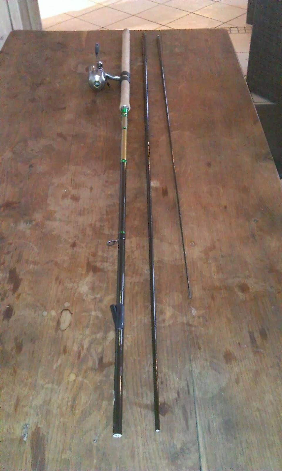 La pêche sur la rivière quel est nécessaire la ligne