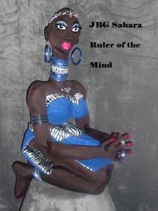 Jungle Beauty Goddess Sahara