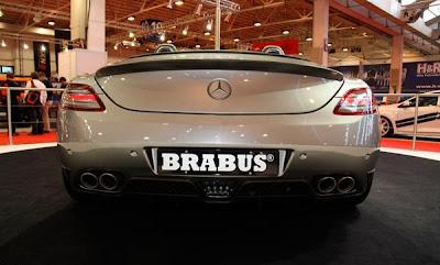 Mercedes SLS 700