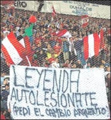Las mejores puteadas del futbol argentino
