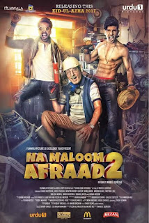 Na Maloom Afraad 2 (2017) Urdu Movie HDRip | 720p | 480p