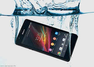 Sony Xperia ZR user manual guide