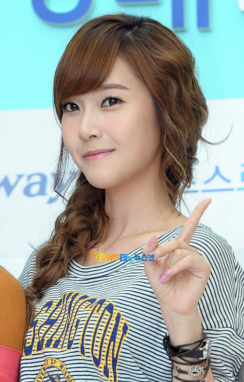 Korean Artist Jessica Girls GenerationSNSD