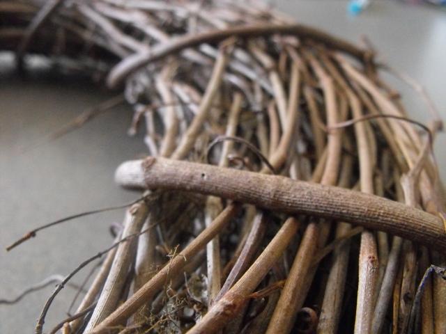 Плетение из виноградной лозы своими руками 13