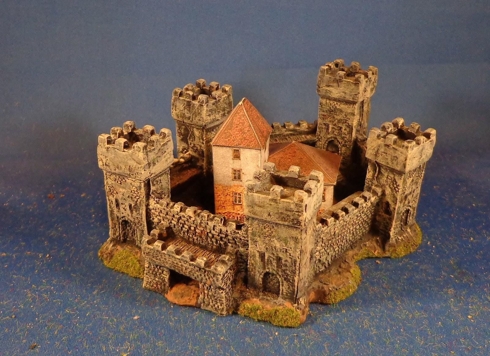 Bob S Miniature Wargaming Blog Fs 6mm Ancients Terrain