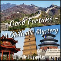 Good Fortune Quiltville Mystery 2018