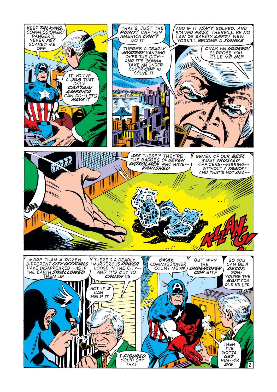 Captain America (1968) Issue #139 #53 - English 3