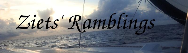 Ziets' Ramblings