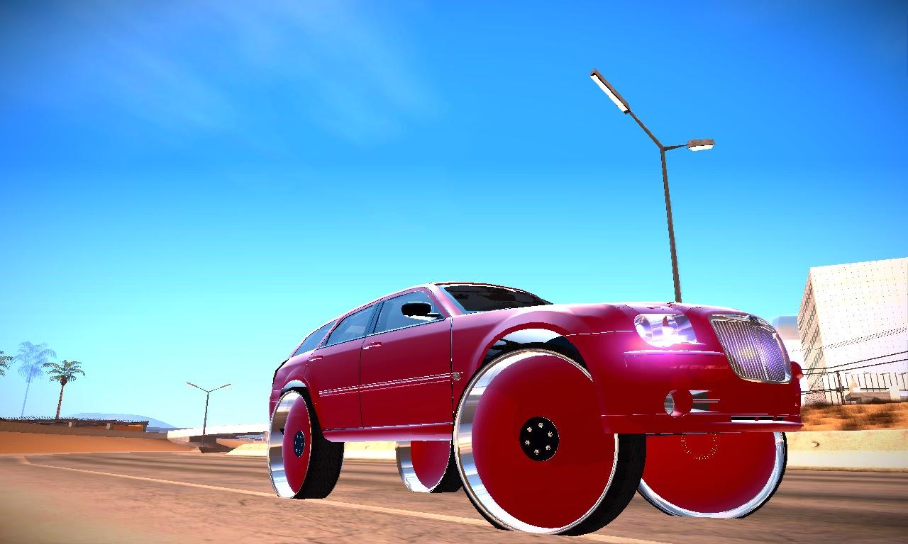 Jb street customz gta sa whips