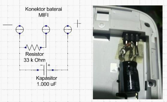 Cara Menggunakan Modem Bolt 4G LTE Tanpa Baterai