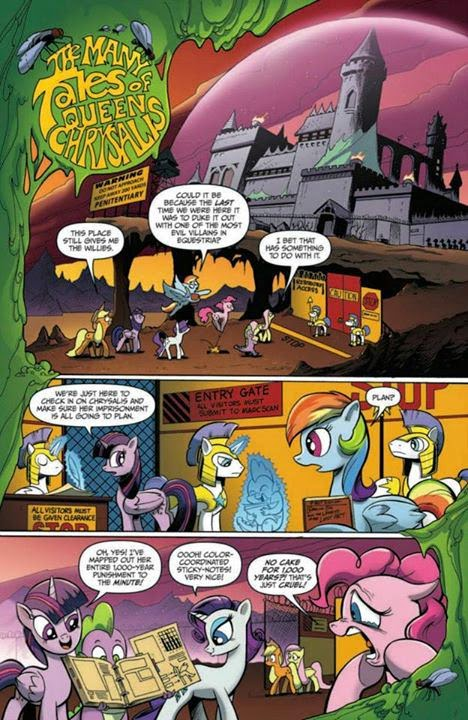 SATURDAY MORNINGS FOREVER: REVIEW: MY LITTLE PONY ...