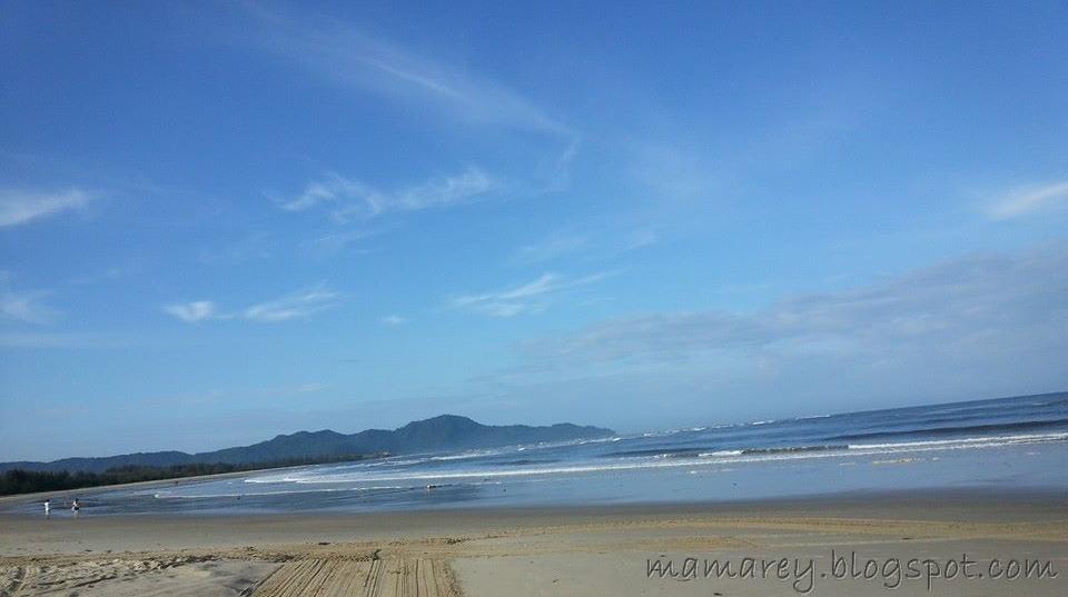 pantai di sabah