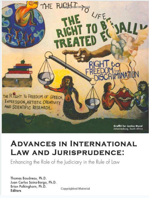 Advances in International Law and Jurisprudence