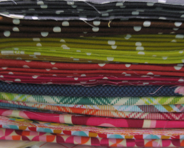 Various fabrics for a new collection by Arte e Luar Bookbinding