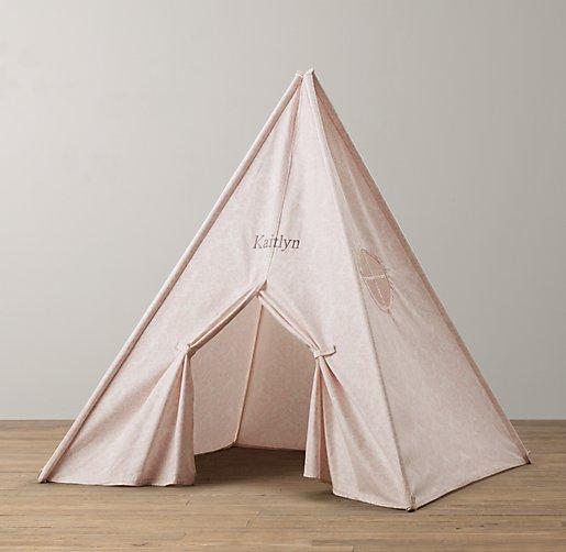 DIY Kids Play Teepee - Jaime Costiglio