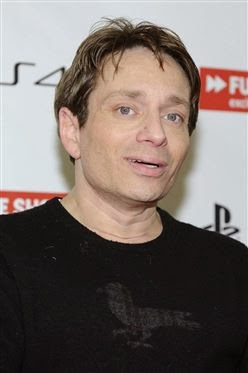 Chris Kattan in-flight drama