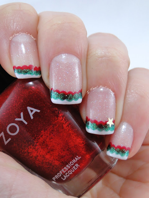Holiday French Tips
