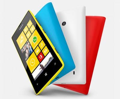 hp windows phone 8 paling murah kualitas bagus, spek dan gambar ponsel lumia 520 terbaru, hp seri lumia paling unggul