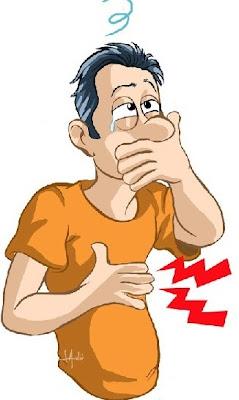 el anisakis en la dieta causará problemas gastrointestinales