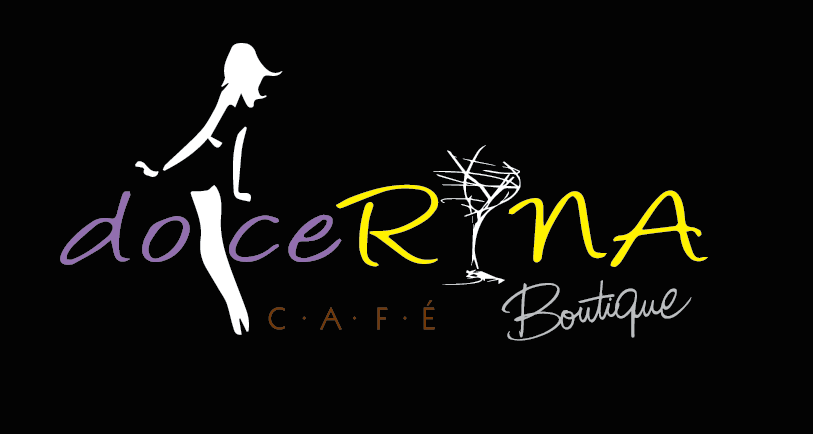 logo dolceryna, cafe boutique